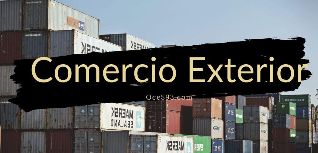 que-es-comercio-exterior
